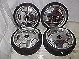19インチ 4本セット タイヤ&ホイール ナンカン(NANKANG) ULTRA SPORT ワーク