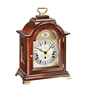 キニンガー 置き時計・掛け時計 ブラウン 34.5×24×15㎝