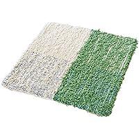 インターフォルム 座布団 グリーン 幅35×奥行35×高さ2cm