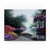 """Gardenシーン10by Anthony Casay 14 x 19"""" ALI20233-C1419GG"""