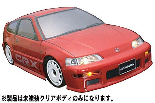 ABC HOBBY 1/10 クリアボディー 01 スーパーボディ ミニ EX Honda サイバー CR-X 「無限 CR-X PRO.2」 66322