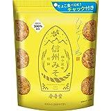 金吾堂製菓 おすきなひとくち信州みそ煎餅柚子風味95g×12袋