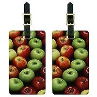 りんご荷物タグセット