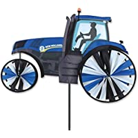 26 In. New Holland Tractor Spinner [並行輸入品]