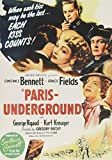 Paris Underground [DVD] [Import]