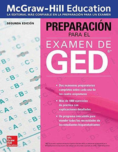 Download Preparación para el Examen de GED, Segunda edicion 1260118320