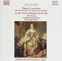 Mozart: Pf Ctos K 467 & K 466