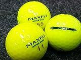 Sランク ロストボール MAXFLLI マックスフライ イエロ-各種混合 中古 ゴルフボ-ル