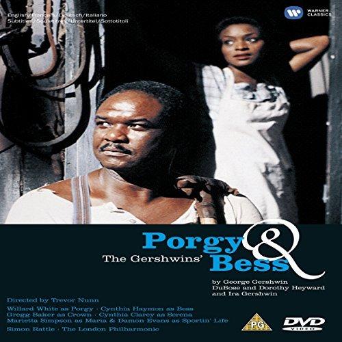 George Gershwin - Porgy & Bess / Trevor Nunn �' · Sir Simon Rattle �' · W. White �' · C. Haymon �' · Glyndebourne Opera