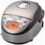 タイガー IH炊飯器 「炊きたてミニ」3合 ブラウン JKO-G550-T