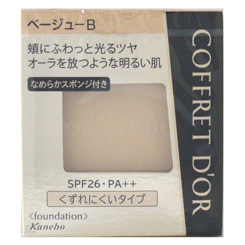 カネボウ COFFRET D'OR コフレドール ビューティオーラパクトUV ベージュC cs