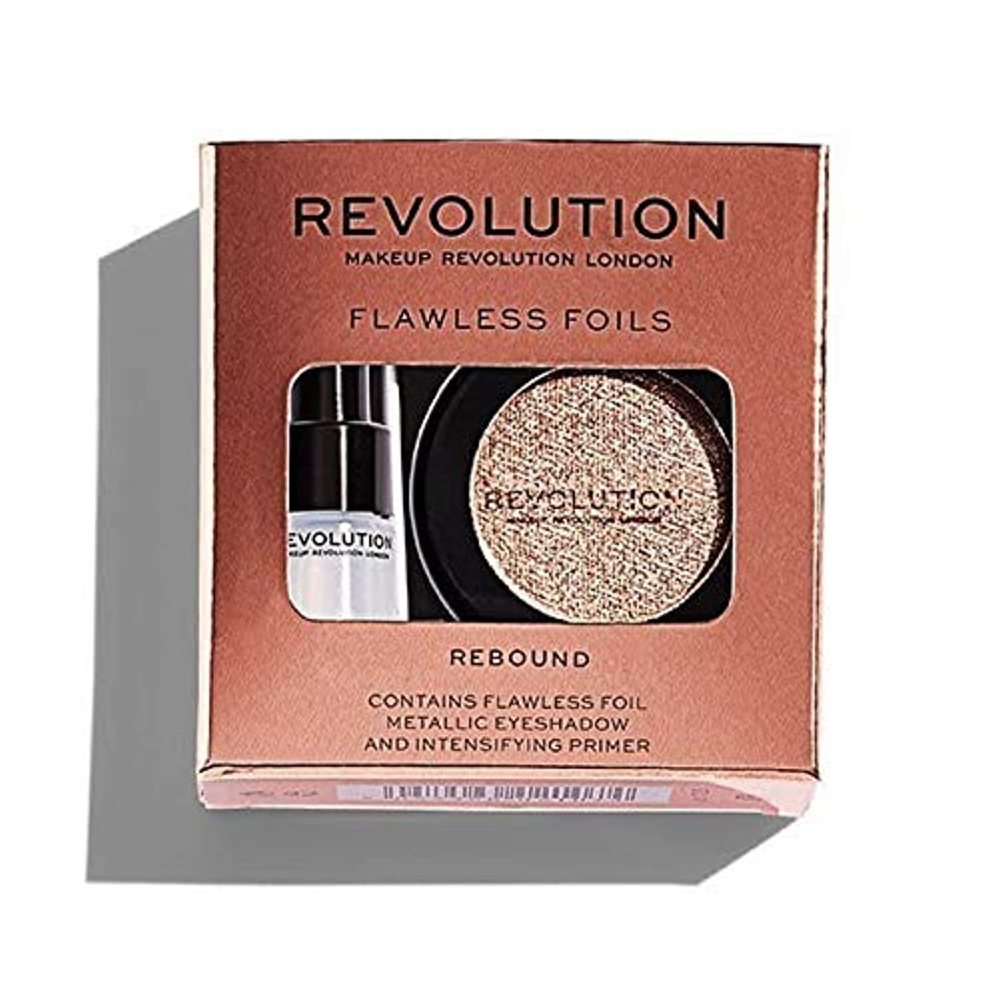 自分のために情緒的抑圧[Revolution ] 革命完璧な箔のリバウンド - Revolution Flawless Foils Rebound [並行輸入品]