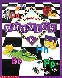 Scholastic フォニックス ワークブック レベル K 英語教材
