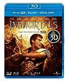 インモータルズ-神々の戦い- 3D&2Dブルーレイ+デジタルコピ...[Blu-ray/ブルーレイ]