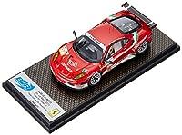 BBR 1/43 フェラーリ 430 GT LMGT2 10 ルマン チームAF Corse srl #96 完成品