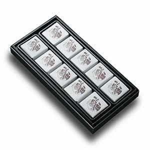 加賀百万石の金沢の銘菓 中田屋 きんつば (10個入 箱) | 和菓子 通販