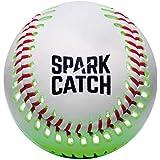 Spark Catch(スパークキャッチ) LED発光 野球ボール LEDライト内臓 硬球と同じ重量・サイズ 本革採用 夜間プレー・キャッチボールに最適