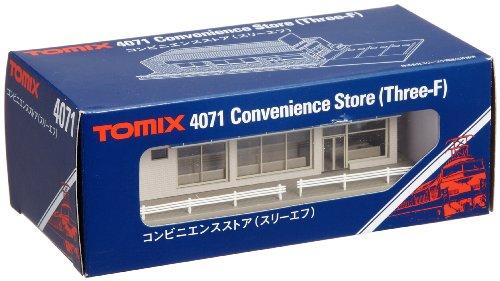 TOMIX<4071>コンビニエンスストア(スリーエフ)