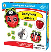 Ladybug Letters (Learn the Alphabet)