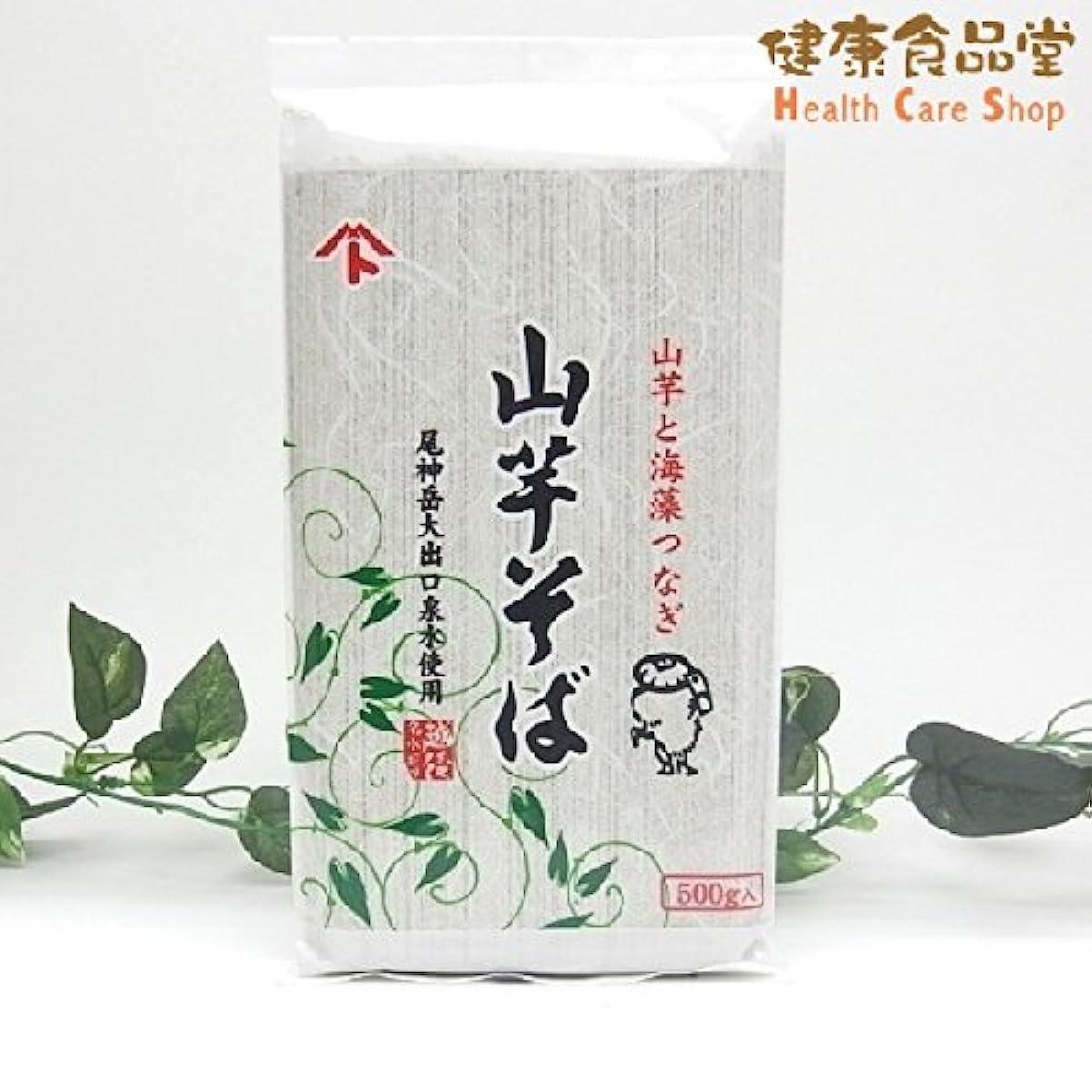 作物事業ソート創健社 山芋そば 500g