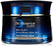 Bio Essence Bio-VLift Face Lifting Cream, Extra Lift + Nourishing, 45g