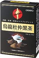 オリヒロ 烏龍杜仲黒茶