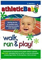 Athletic Baby: Walk Run & Play [DVD] [Import]
