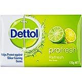 Dettol Profresh Bar Soap Refresh, 360g (Pack of 3)