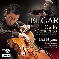 【Amazon.co.jp限定】エルガー:チェロ協奏曲/ヴォーン=ウィリアムズ:暗愁のパストラル(デカジャケ付)