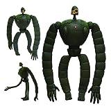 ポージングロボット兵 園丁型 W125×H190×D55mm PVC 鉄製フィギュア