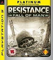 Resistance: Fall Of Man (Platinum) (PS3) (輸入版)