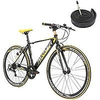 WANDA(ワンダー) 正規品 タイヤチューブ 700C、650Cロードバイク クロスバイク全般対応 簡易梱包
