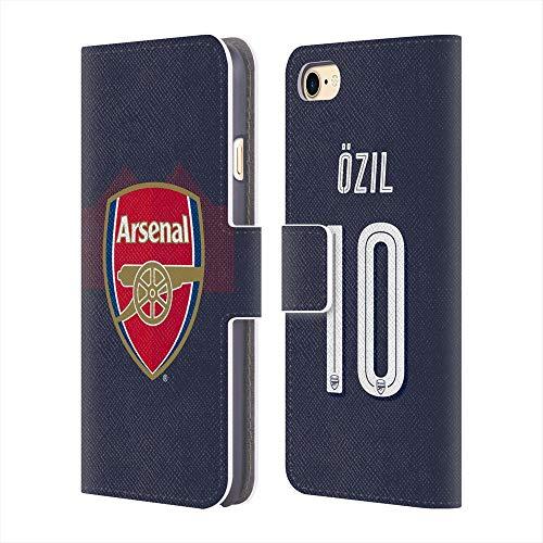 ARSENAL FOOTBALL CLUB アーセナルFC - Mesut Ozil レザー手帳型/iPhoneケース 【公式/オフィシャル】