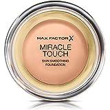 マックス ファクター ミラクル タッチ スキン スムーズ ファウンデーション - ローズ ベージュ Max Factor Miracle Touch Skin Smoothing Foundation - Rose Beige...