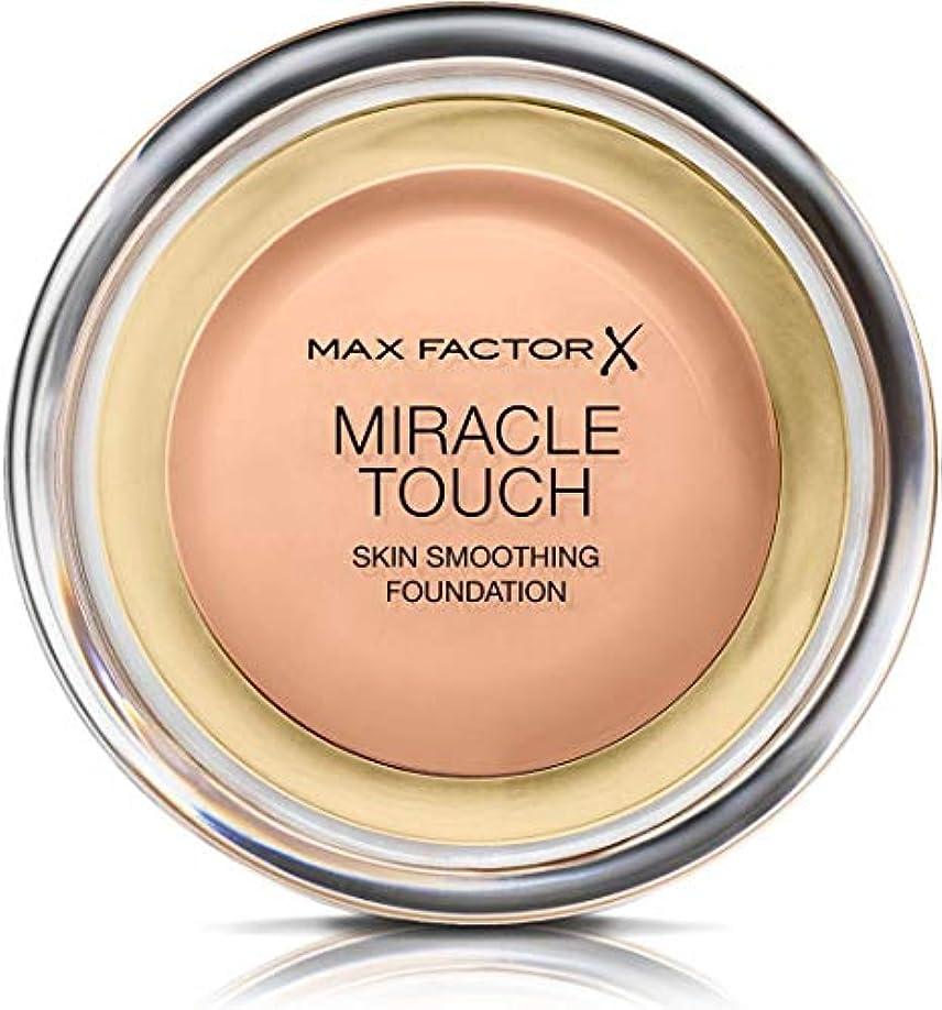 戻す見分ける欺マックス ファクター ミラクル タッチ スキン スムーズ ファウンデーション - ローズ ベージュ Max Factor Miracle Touch Skin Smoothing Foundation - Rose Beige...