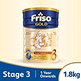 FRISO Gold Stage 3 Toddler Milk Formula, 1-3 years, 1.8kg