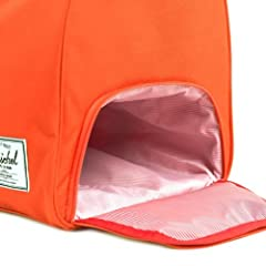 Novel: Camper Orange / Tan