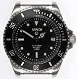 (ミリタリーウォッチカンパニー)MWC Hybrid Military Divers Watch SS/B/HY 300m [並行輸入品]