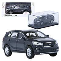 TreForze 1:38 KIA ALL NEW SORENTO Platinum Graphite ミニカーを表示する [並行輸入品]