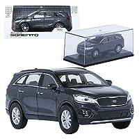 TreForze 1:38 KIA ALL NEW SORENTO Platinum Graphite ミニカーを表示する [並行輸入品]