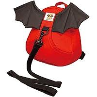 日本製(AngelDEPT.) アクマの迷子リュック・クラシック 紐付き迷子リュック・ハーネス 幼児・子供保護用