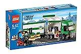 レゴ (LEGO) シティ レゴ (LEGO)の町 トラックとフォークリフト 7733