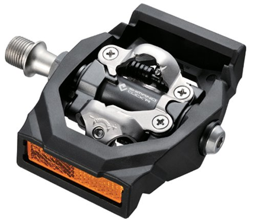 SHIMANO(シマノ) PD-T700 CLICK'R PEDAL 両面SPDペダル EPDT700