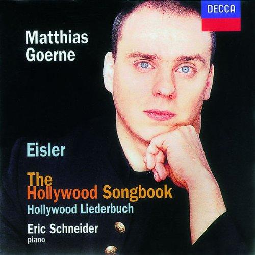 Eisler;Hollywood Songbook