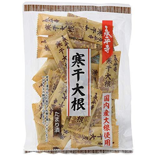 【 米又 】 永平寺 寒干大根 (たまり漬) 85g ×2個