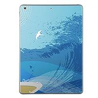 第2世代 iPad Pro 10.5 inch インチ 共通 スキンシール apple アップル アイパッド プロ A1701 A1709 タブレット tablet シール ステッカー ケース 保護シール 背面 人気 単品 おしゃれ その他 海 太陽 001407