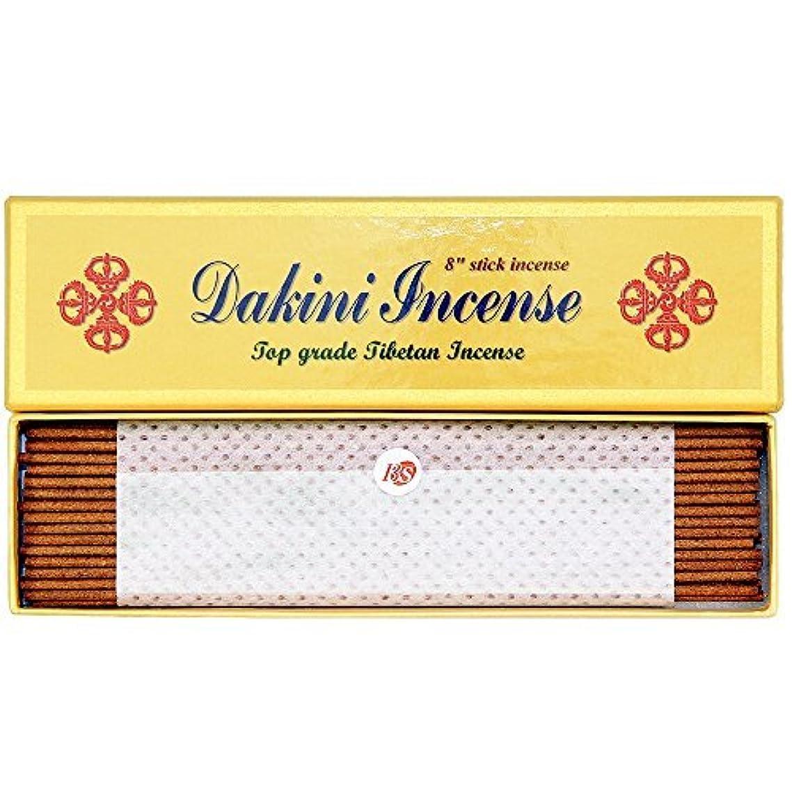 縫い目素晴らしいノーブルDakini Incense -8 Stick Incense-100% Natural-K007S [並行輸入品]