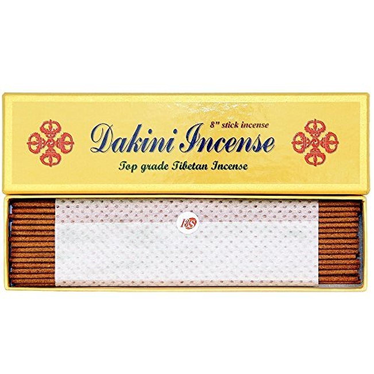 スパン偽善体操Dakini Incense -8 Stick Incense-100% Natural-K007S [並行輸入品]