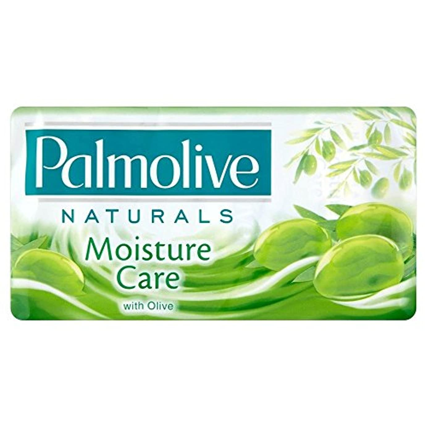 コールようこそマンモスPalmolive Naturals Moisture Care Bar Soap with Olive (3x90g) by Palmolive