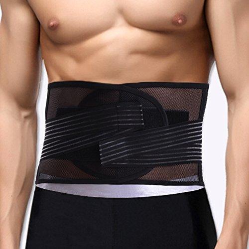 Brodio 改良版 腰ベルト 腰サポート腰痛予防 腰サポー...